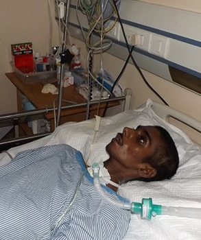 B-tech student needs your help recover from coma stage
