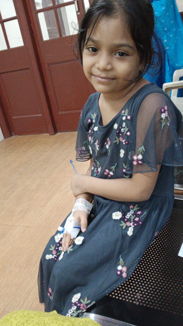 My Daughter Is Suffering From Thalassemia major. We Need Your Help To Provide For Her Treatment